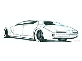 Bufori MKVI: luxusní čtyřdveřový model se blíží: titulní fotka