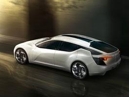 Opel Flextreme GT/E Concept: aerodynamika a elektřina: titulní fotka