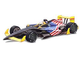 Lola: další možné šasi pro IndyCar: titulní fotka