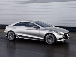 Mercedes-Benz F800 Style: další čtyřdveřové kupé od trojcípé hvězdy: titulní fotka