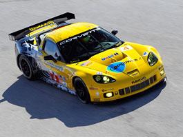 Corvette C6.R GT2: nový motor a další fotografie: titulní fotka