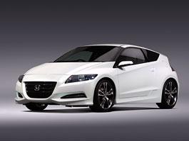 Bude mít Honda CR-Z i sportovní verzi Type R?: titulní fotka