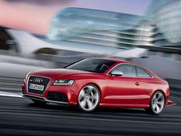 Audi RS5: nadupané kupé pro Ženevu - aktualizováno + nové foto: titulní fotka