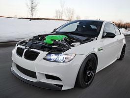 BMW M3: Green Hell od IND-Distribution: titulní fotka