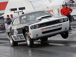 Dodge Challenger Drag Pak: kupé pro závody ve zrychlení: titulní fotka