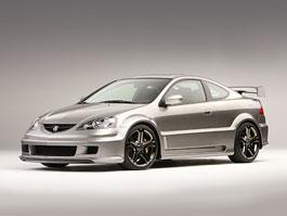 Acura: kompaktní kupé