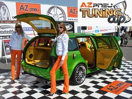 AZ pneu Tuning Cup 2010 – oficiální kalendář soutěže: titulní fotka