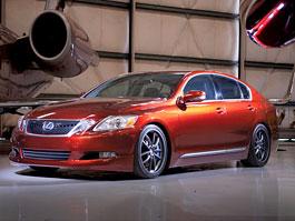 Lexus GS-F a nový SC kabriolet: Lexus zvyšuje obrátky: titulní fotka