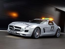 Mercedes-Benz SLS AMG F1 Safety Car pro sezónu 2010: titulní fotka