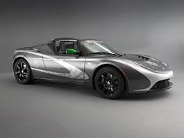 Ženeva 2010: TAG Heuer Tesla Roadster - luxusní hodinářská práce: titulní fotka