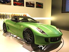 Ženeva 2010: Ferrari 599 GTB jako zelený hybrid: titulní fotka
