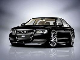 Ženeva 2010: ABT AS8 – sportovní styl pro Audi A8: titulní fotka