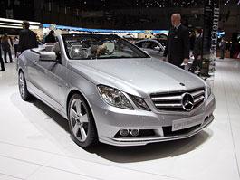Ženeva 2010 živě: Mercedes-Benz E Cabriolet: titulní fotka