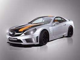 Ženeva 2010: Carlsson Super-GT C25 – první vlastní model: titulní fotka