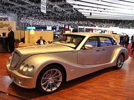 Ženeva 2010: Bufori Geneva – první čtyřdveřový model: titulní fotka