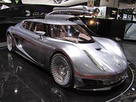 Ženeva 2010: Koenigsegg Quant - elektrický supersport pro čtyři: titulní fotka