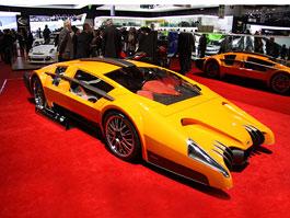 Ženeva 2010: Sbarro Autobau: těžké švýcarské retro: titulní fotka