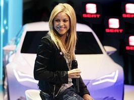 Největší hvězda na stánku Seatu: Shakira: titulní fotka