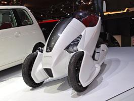 Ženava 2010: elektrická tříkolka Honda 3R-C: titulní fotka