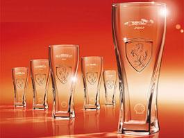 Shell přinášní motoristům nové dárky: sklenice Ferrari: titulní fotka