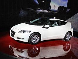 Honda CR-Z: zveřejněna cena pro Velkou Británii: titulní fotka