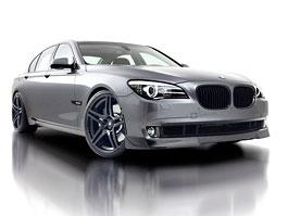 BMW řady 7: aerodynamický paket společnosti Vorsteiner: titulní fotka