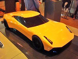 Lamborghini Miura Nuovo: koncept znovuzrození slavného modelu: titulní fotka