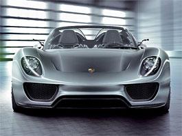 Porsche 918 Spyder: nástupce Carrery GT je prý na spadnutí: titulní fotka