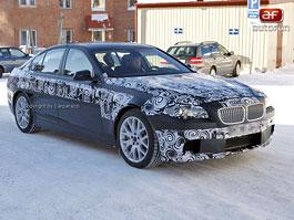 Spy Photos: BMW M5: titulní fotka