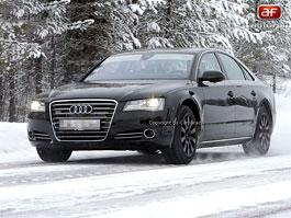 Spy Photos: Audi S8 bez maskování!: titulní fotka