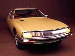 Citroën SM: GT z Francie slaví 40 let: titulní fotka
