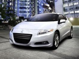 Honda CR-Z: oznámena cena pro český trh: titulní fotka