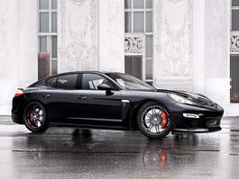 Porsche Panamera Stingray: výsledek mezinárodní spolupráce: titulní fotka