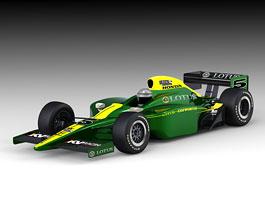 Lotus Cosworth IndyCar: návrat na místo činu: titulní fotka