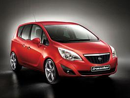 Opel Meriva: první úpravy od společnosti Irmscher: titulní fotka