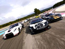 Speciály FIA GT1 před objektivem fotoaparátu: titulní fotka