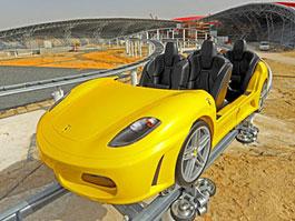 Ferrari World: ráj ferraristů (nové foto): titulní fotka