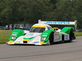 Nové palivo pro ALMS: Butanol vyzkouší Mazda: titulní fotka
