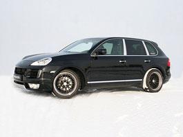 Porsche Cayenne: 290 koní pro diesel od Cargraphic (nové foto): titulní fotka