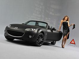 Mazda MX-5: Black & Matte Special Edition: titulní fotka