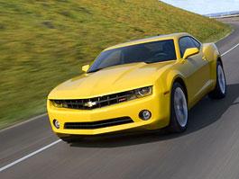 Chevrolet Camaro a Corvette oficiálně v Evropě: titulní fotka