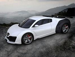 Audi RS7 Concept: vize nezávislého designéra: titulní fotka