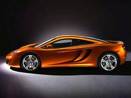 McLaren MP4-12C: podrobnější detaily o novém supersportu: titulní fotka