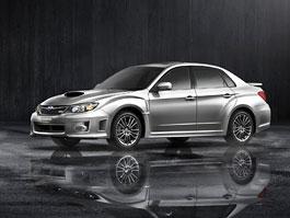 Subaru Impreza WRX: širší karoserie verze STI: titulní fotka