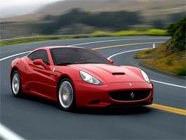 Ferrari California: jaro vítá manuální převodovkou: titulní fotka