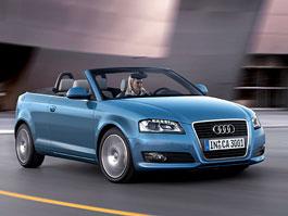Audi A3 Cabrio končí s atmosférickými motory: titulní fotka