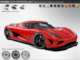 Koenigsegg Agera: konfigurátor spuštěn!: titulní fotka