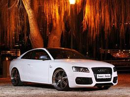 White Beast: Audi S5 po zákroku Senner Tuning: titulní fotka