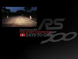 Ford Focus RS500: silnější a rychlejší verze je tu! (první video): titulní fotka