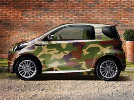 Aston Martin Cygnet má přispět k radikálnímu zvýšení prodejních čísel: titulní fotka